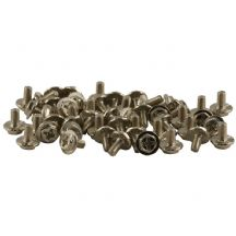 Pack of 50 Steel M3 screws - Floppy/DVD/CD drives